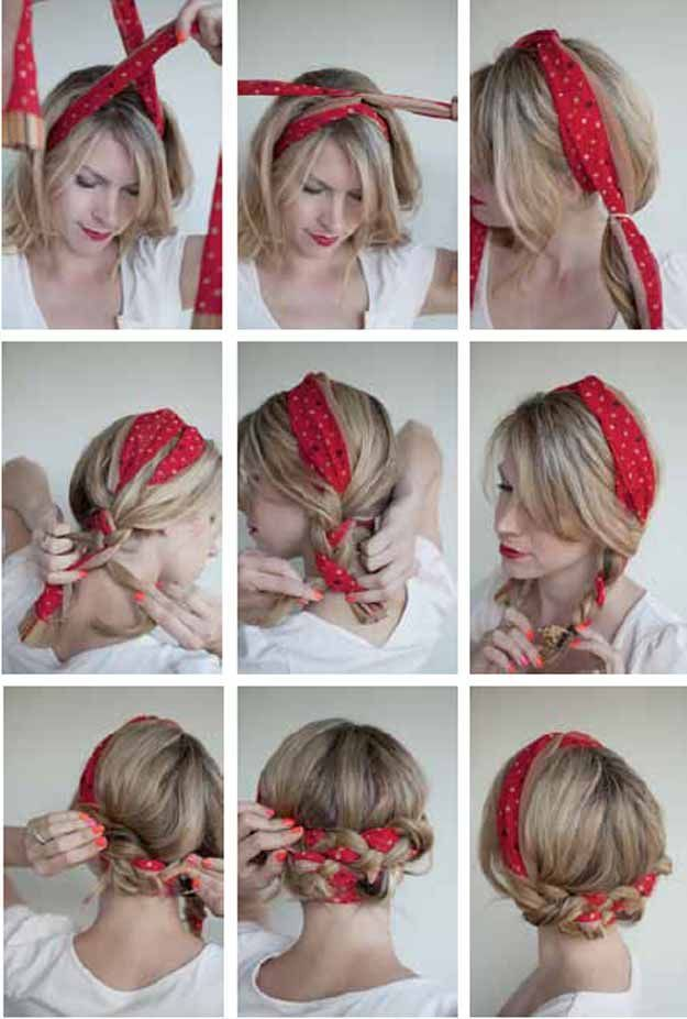 Quick And Easy Hairstyles For School Cute Hairstyles You