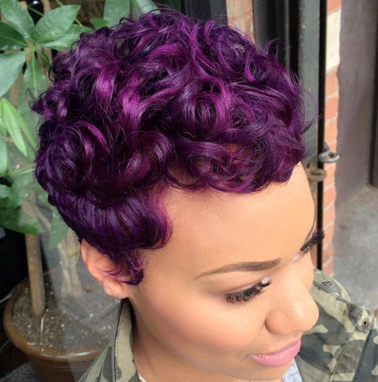 Another purple win!  styled by @salonchristol - community.blackha...