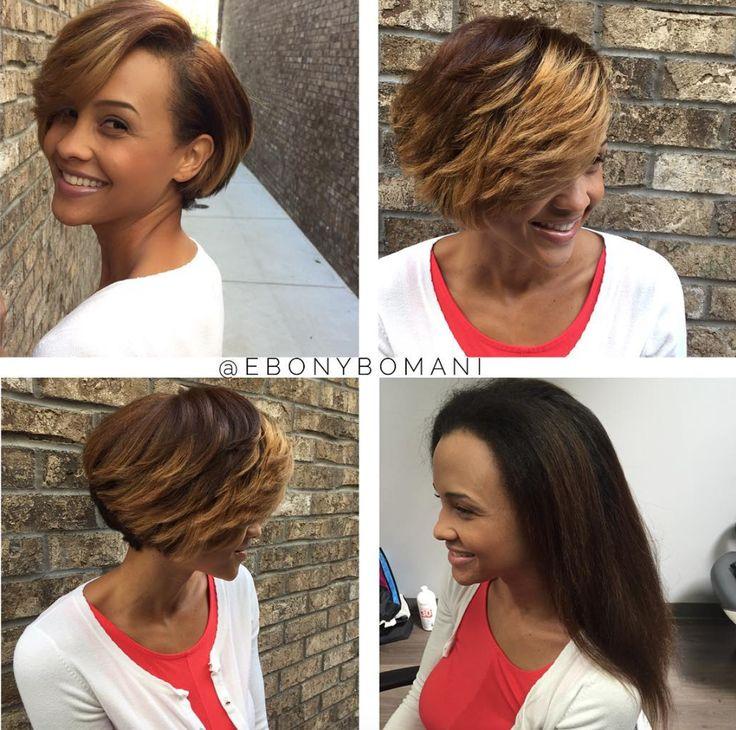 Beautiful transformation by @ebonybomanibeauty - community.blackha...