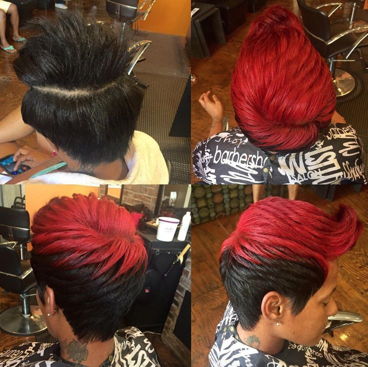 Because who doesn't like a little color?! styled by @styles_4_usalon - community...