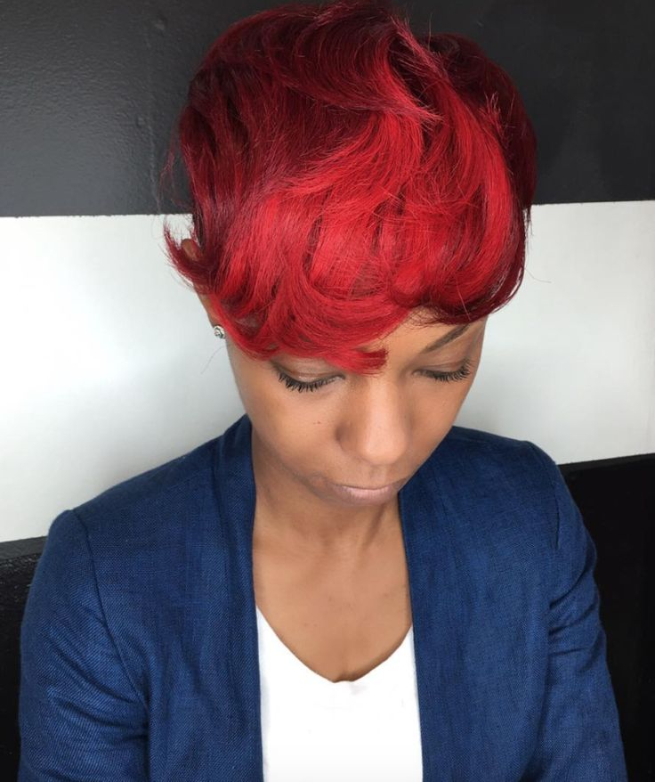 Big red via Kisha Jefferson - community.blackha...