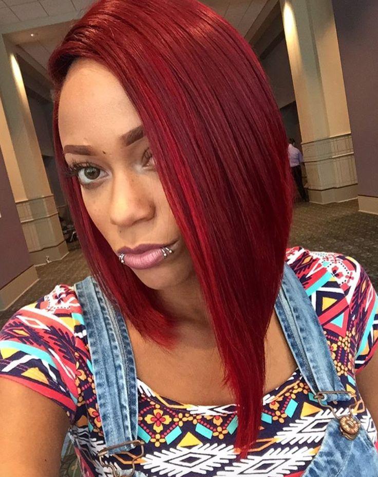 Dope Red @hairbychantellen - community.blackha...