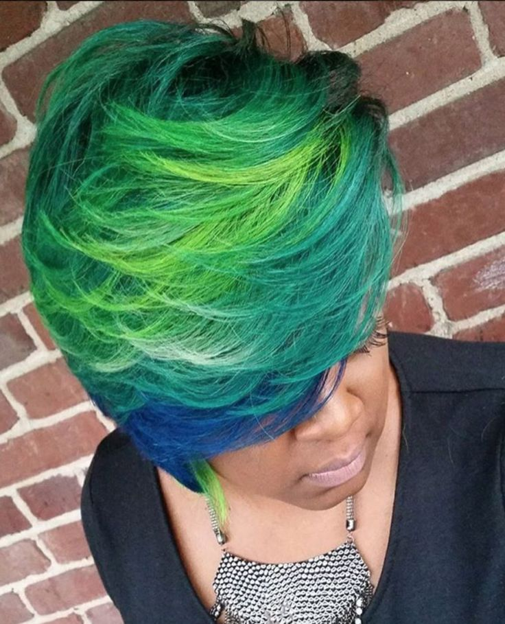 Funky Colors via @teequezy_the_hairpistol - community.blackha...