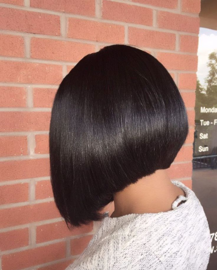 Laid bob by @hairbychantellen - community.blackha...