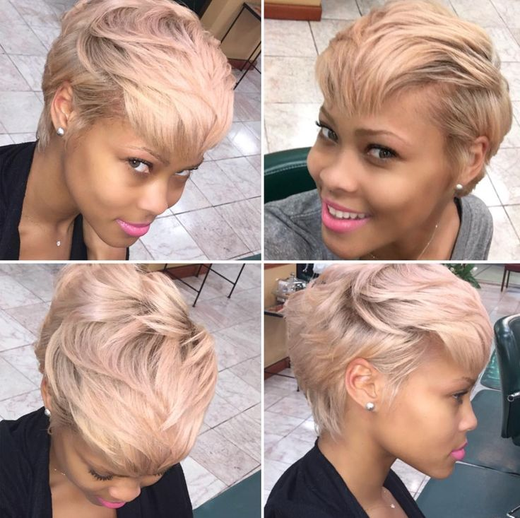 Love this ash blonde via @salonchristol - community.blackha...