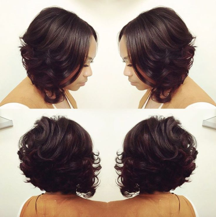 Love this curly bob by @hairbylatise - community.blackha...