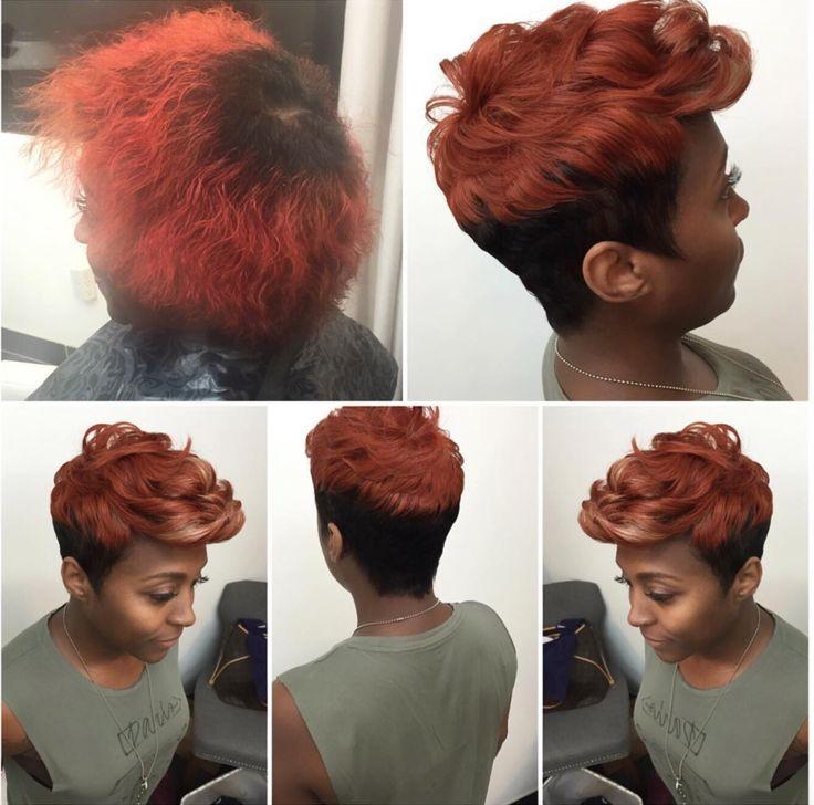 Love this transformation via @hairbylatise - community.blackha...