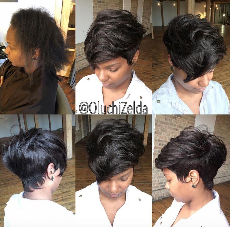 Nice transformation via @OluchiZelda - community.blackha...