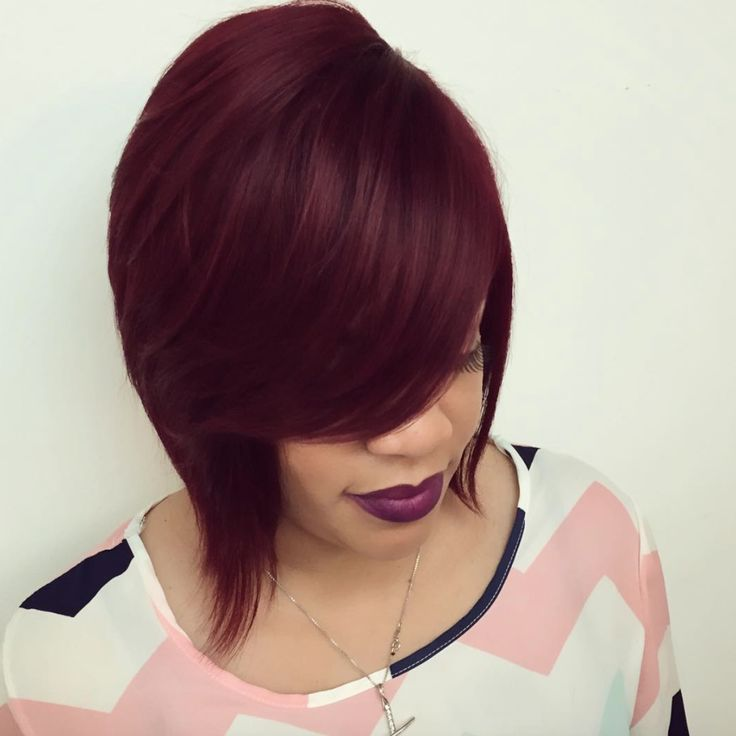 Obsessed with this color by @hairbylatise - community.blackha...