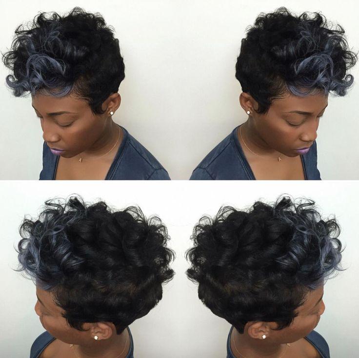 Pop of color via @hairbylatise - community.blackha...