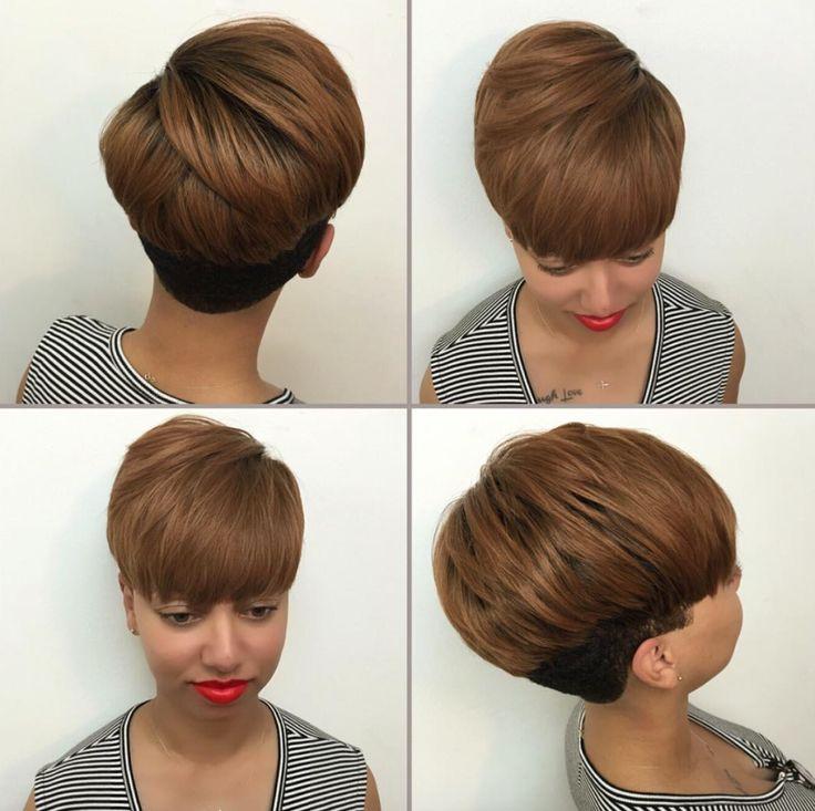 Weave on top by @hairbylatise - community.blackha...
