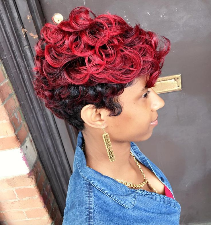 Yass Red via @artistry4gg - community.blackha...