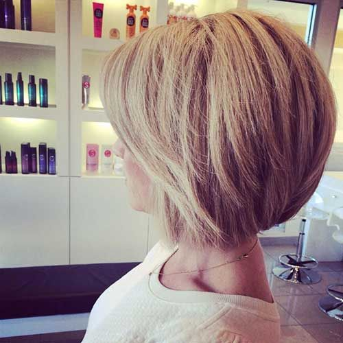 15 Best Back View Of Bob Haircuts | Latest Bob Hairstyles | Page 4