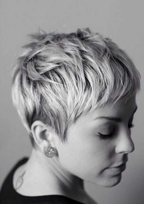 15 Best Messy Pixie Hairstyles