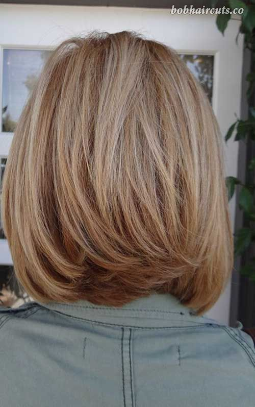 15 Bob Hairstyles for Women Over 50 - 12 #BobHaircuts