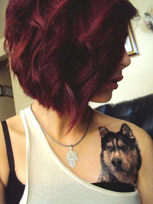 15 New Short Hair Cuts For Girls | Latest Bob Hairstyles | Page 2