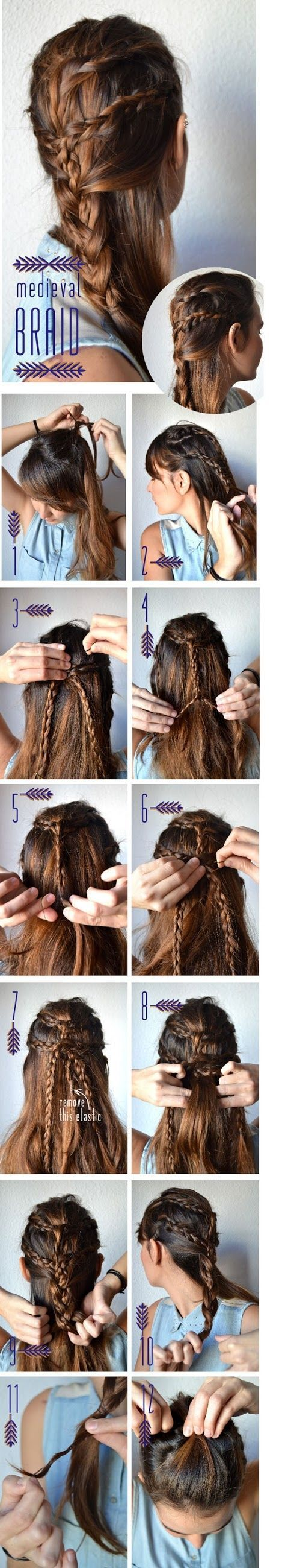 15 Stylish Mermaid Hairstyles to Pair Your Looks | Latest Bob Hairstyles | Page ...
