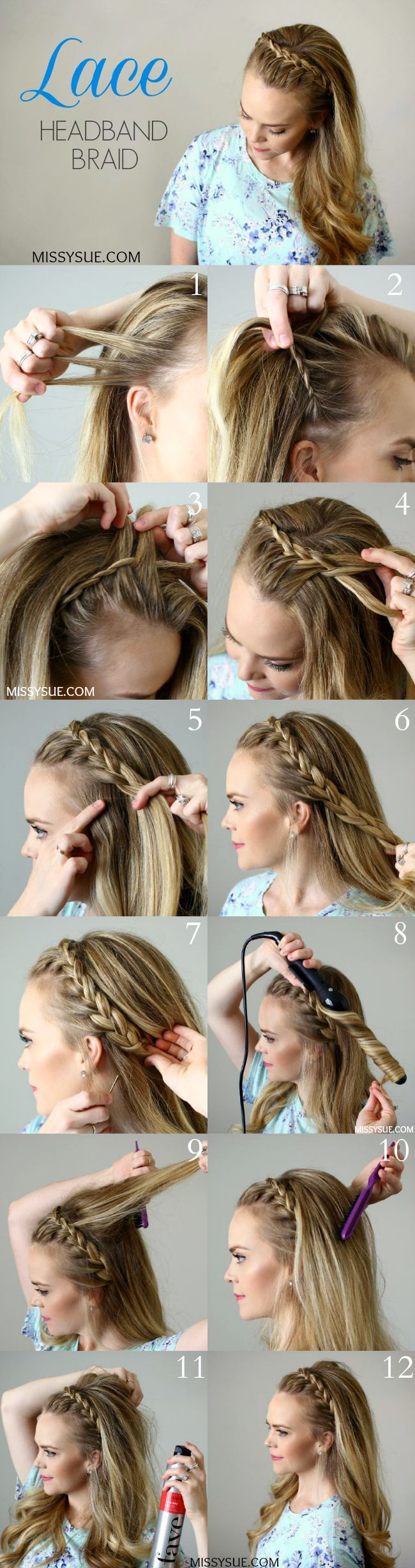 15 Stylish Mermaid Hairstyles to Pair Your Looks | Latest Bob Hairstyles