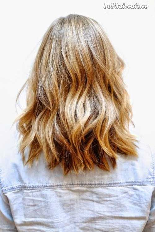 19 New Layered Long Bob Hairstyles - 15 #LobHairstyles