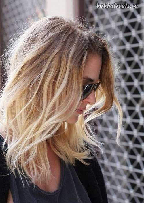 19 New Layered Long Bob Hairstyles - 4 #LobHairstyles