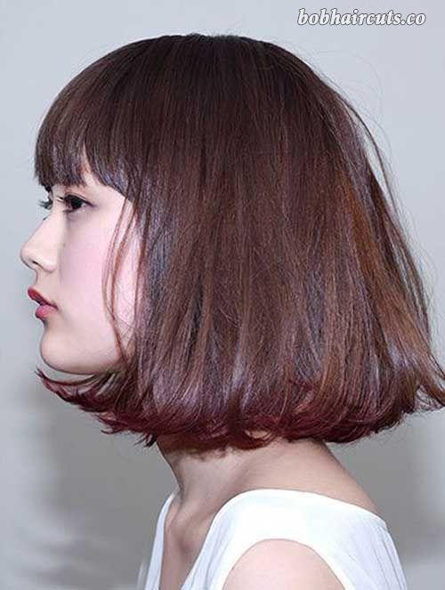 20 Asian Bob Hairstyles - 11 #BobHaircuts
