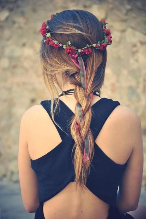 20 Boho Chic Hairstyles for Women   Latest Bob Hairstyles   Page 3