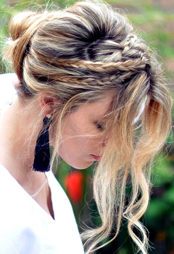 50 Simple Braid Hairstyles for Long Hair to try this season: 2015