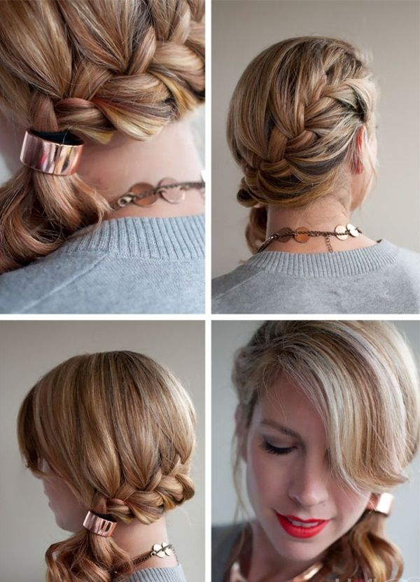 55 Elegant and Attractive Side Ponytail Hairstyles for Girls