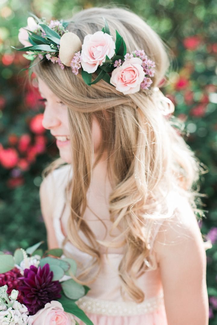 Featured Photographer:  Juliet Young Photography. wedding hairstyle idea