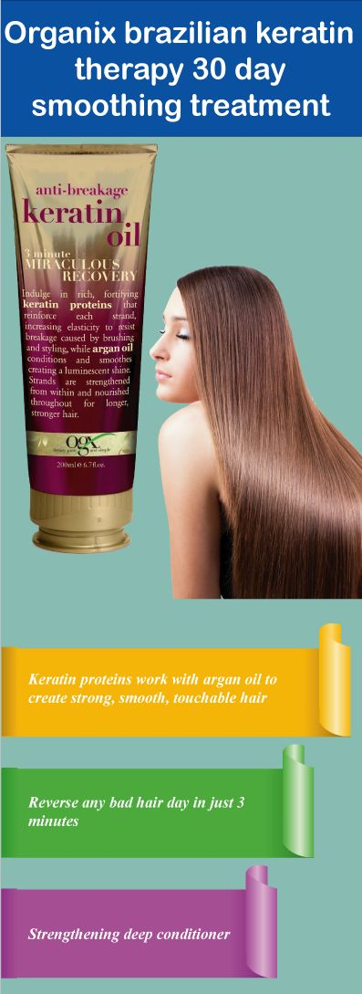 Organix Brazilian Keratin Therapy is a product that is all about promoting  beau...