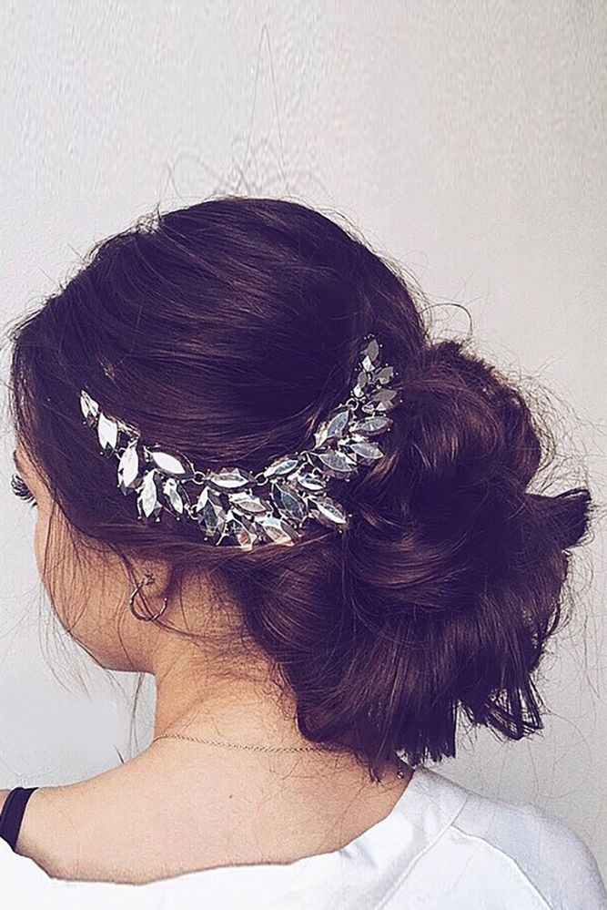 27 Greek Wedding Hairstyles For The Divine Brides ❤ See more: www.weddingforwa...