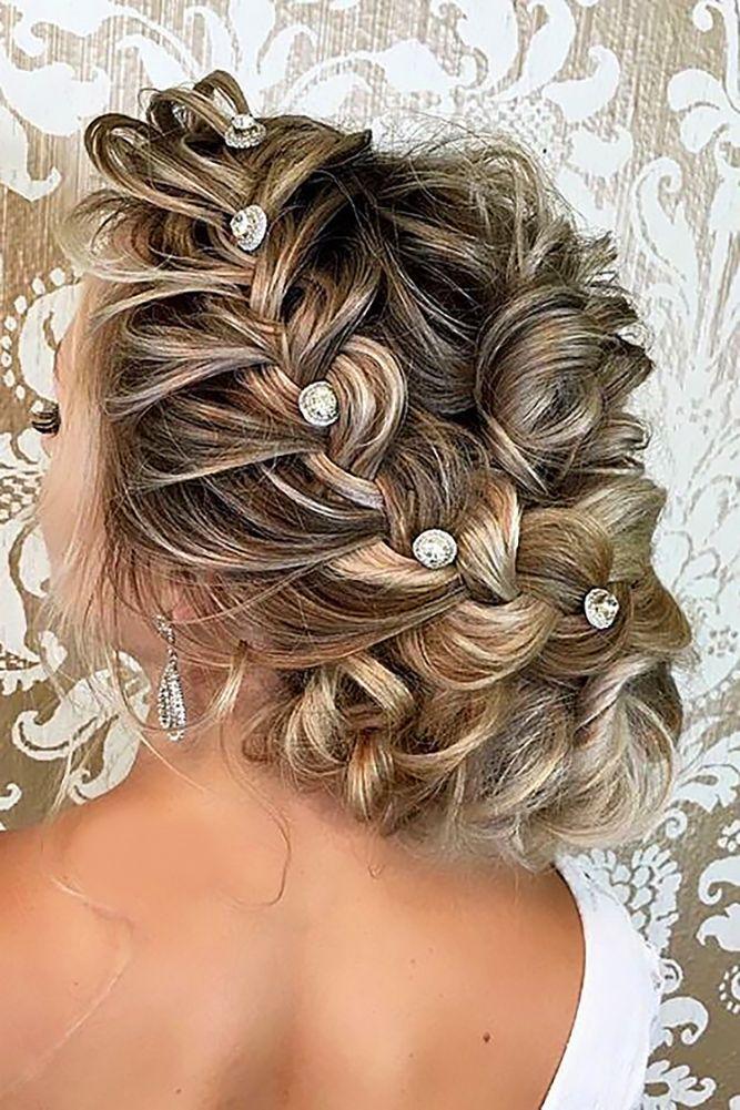 Splendid Wedding Updos Collection ❤ See more: www.weddingforwar... #weddings #...