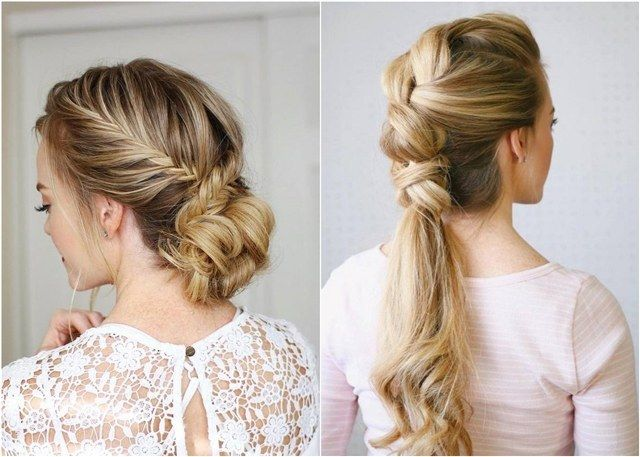 Long Wedding & Prom Hairstyles via Missysueblog / www.deerpearlflow...