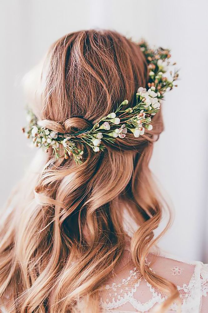 24 Timeless Wedding Hairstyles For Medium Length Hair ❤ See more: www.weddingf...