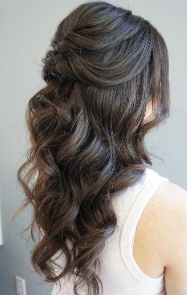 Featured Hairstyle: Heidi Marie Garrett of Hair and Makeup Girl; Wedding hairsty...
