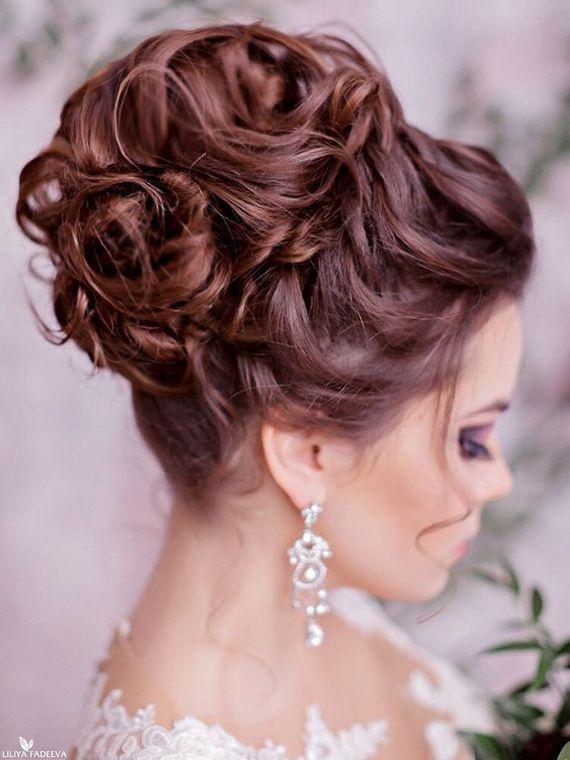 Long wedding hairstyles and wedding updos from Websalon Weddings 9  / www.deerpe...