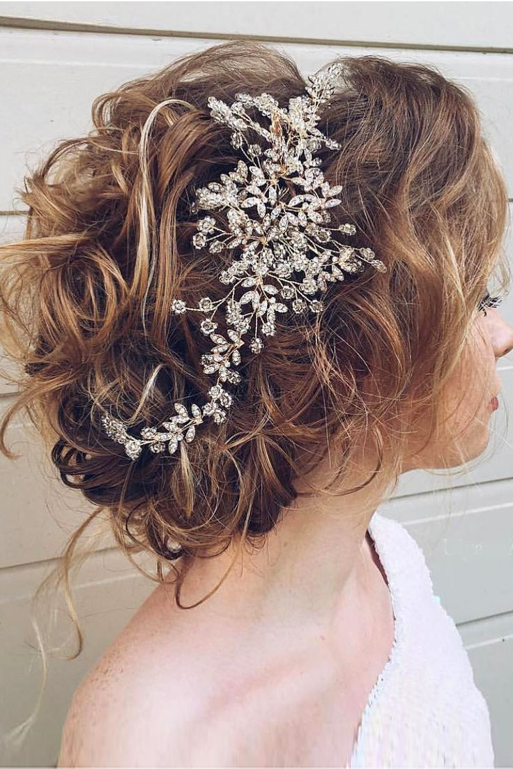 18 Gorgeous Wedding Bun Hairstyles ❤ See more: www.weddingforwar... #weddings ...