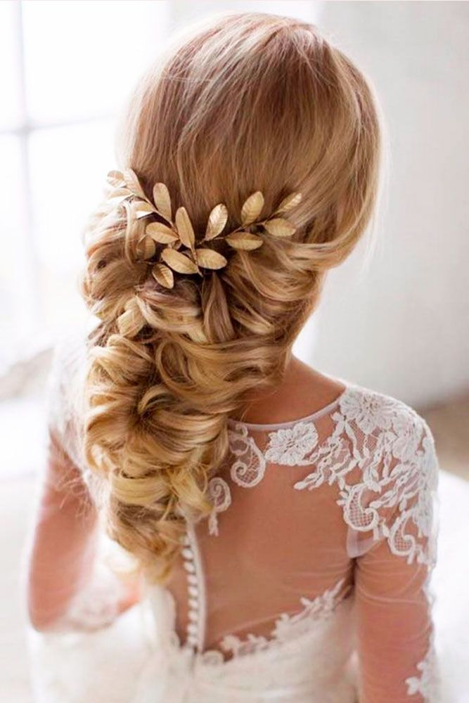 Bridal Hairstyles 18 Greek Wedding Hairstyles For The Divine