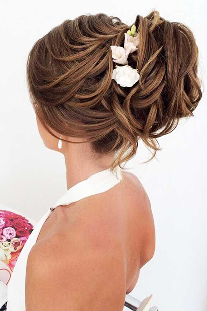 18 Greek Wedding Hairstyles For The Divine Brides ❤ See more…