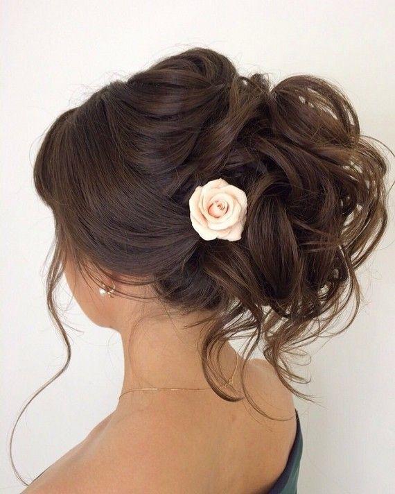 Elstile wedding hairstyles for long hair 45 - Deer Pearl Flowers / www.deerpearl...