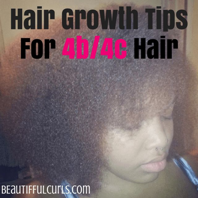 Here are some tips for overall better hair care practices that can lead to 4b an...