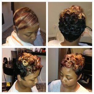 Color, Cut, Curls? Check! - community.blackha...