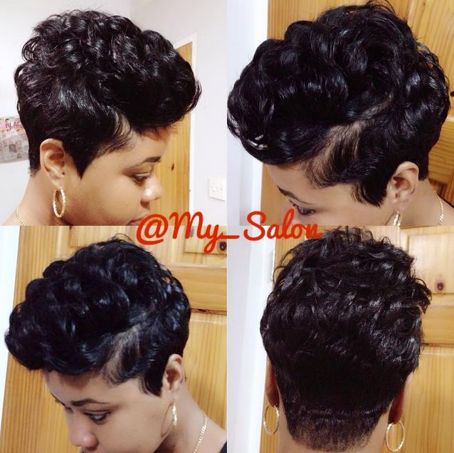 Lets hear it for the pixie! @my_salon - community.blackha...