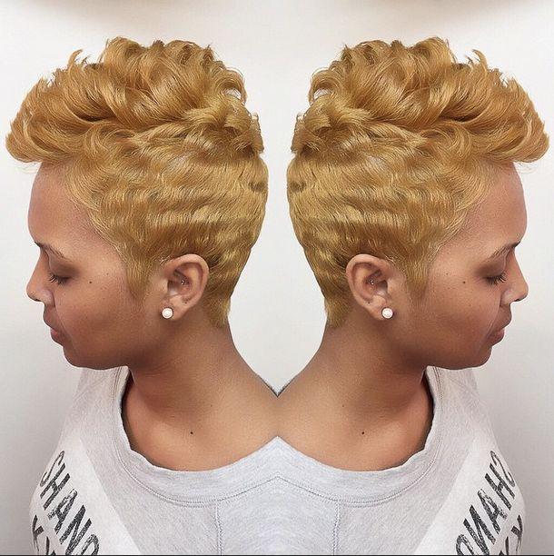 The cut and color. Magic! @hairbylatise - community.blackha...