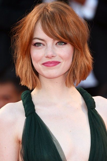 13 Great Emma Stone Hairstyles