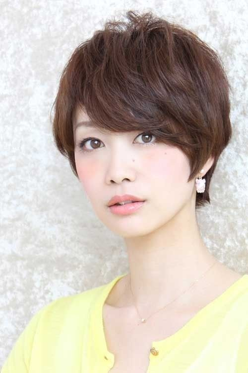 20 Popular Short Hairstyles for Asian Girls | Latest Bob HairStyles