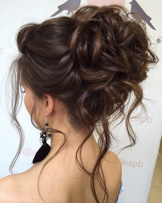 Elstile wedding hairstyles for long hair 58 - Deer Pearl Flowers / www.deerpearl...