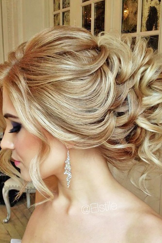 Bridal Hairstyles : 18 Chic And Easy Wedding Guest Hairstyles ...