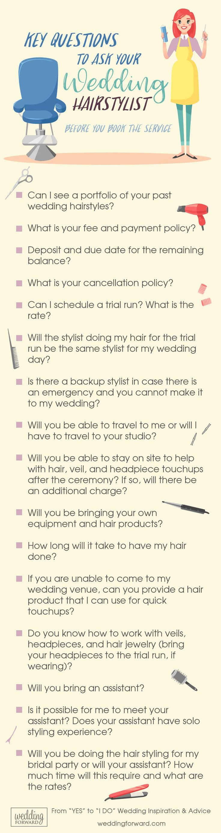 6 Wedding Planning Infographics: Useful Ideas & Tips ❤️ Read key questions t...