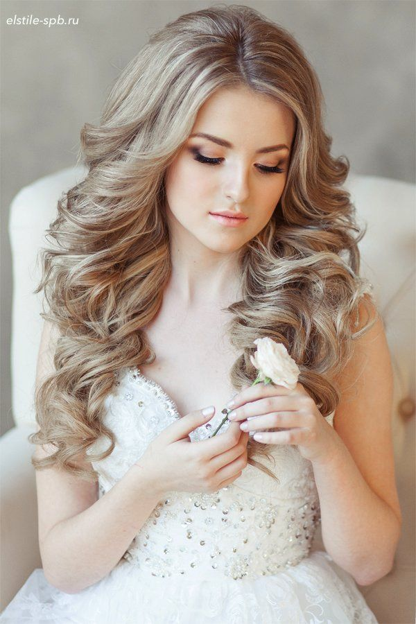 22 Bride's Favorite Wedding Hair Styles for Long Hair | www.deerpearlflow...